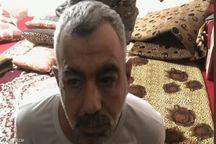 معاون سرکرده کشته شده داعش دستگیر شد + عکس