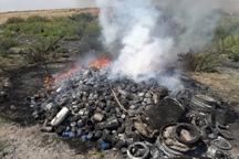 2 متخلف آلودگی هوا در اردبیل به مراجع قضایی معرفی شدند