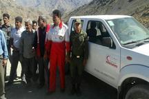 مفقود شدن یک مرد 33 ساله در ارتفاعات جبالبارز جیرفت