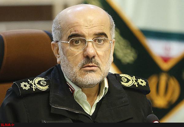 بکارگیری بیش از پنج هزار نفر از پلیس در تأمین امنیت، امداد و نجات سیلزدگان خوزستان
