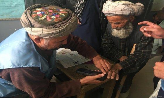 دومین روز انتخابات افغانستان+ تصاویر