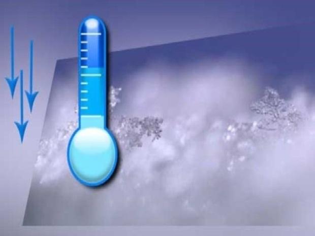 بارش رگباری و کاهش دما در خراسان رضوی پیش بینی شد