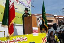 13 آبان تداوم مقاومت ملت ایران در مقابل قدرت های شیطانی است