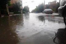 سیلاب به 100 مکان در طرقبه و شاندیز خسارت زد