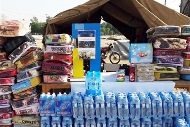 مردم ایران 430 میلیارد ریال به سیل زدگان کمک کردند