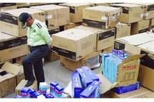 10 میلیارد ریال کالای قاچاق در سیرجان کشف شد