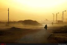 مراجعه 56 شهروند زابلی به مراکز درمانی به دلیل گرد و خاک