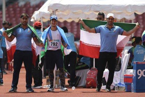 دومین طلای کاروان ایران به سیفی پور رسید