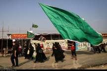خوزستان در اربعین حسینی عزادار است