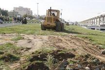 تخریب فضای سبز شهری به بهانه تغییر کاربری، اقدام نادرست است