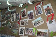 اکران فیلم های کوتاه دفاع مقدس در نمایشگاه رزمی - فرهنگی عملیات رمضان