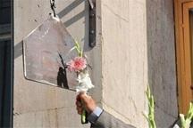 زنگ ایثار در مدارس قزوین نواخته شد