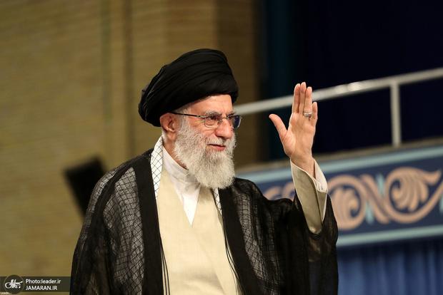 پیام رهبر معظم انقلاب به اعضای گروههای جهادی و بسیج سازندگی منتشر شد