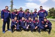 اعزام نخستین گروه تیم ملی وزنه برداری ایران به قهرمانی آسیا