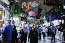 شور محرم در بازار ۵۰۰ ساله شهرری