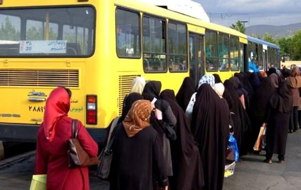 خدمات اتوبوسرانی اصفهان به نمازگزاران عید فطر رایگان است
