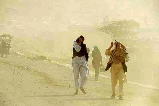 وزش باد شدید در شمال سیستان و بلوچستان