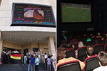 مدیر سینما آزادی: درک نمی کنم چرا مخالف نمایش فوتبال در سینماها هستند!
