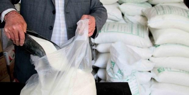 توزیع شکر دولتی در بازار روزهای کرج آغاز شد