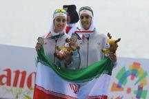 ششمین مدال ورزش همدان در بازی های آسیایی ثبت شد