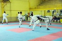 اردوی تیم ملی کاراته در البرز آغاز شد