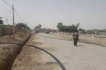 110 کیلومتر شبکه توزیع آب هرمزگان بازسازی می شود
