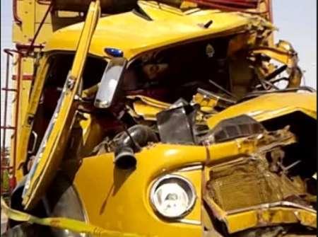 تصادف در جاده پلدختر - اندیمشک یک کشته و2 مجروح بر جا گذاشت