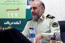 رییس پلیس پایتخت: امنیت تولید و محصولی عمومی است