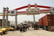 بیش از ۹۰ درصد مبادلات مرزی استان از گمرک باشماق انجام میشود