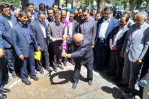 89  پروژه عمرانی و اقتصادی در خمین بهره برداری شد