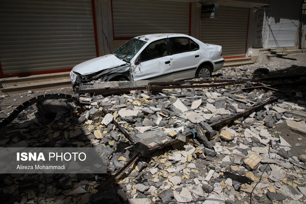 افزایش مصدومان زلزله مسجدسلیمان به 104 نفر