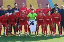 باران در قائمشهر بازی نساجی با مس کرمان را لغو کرد