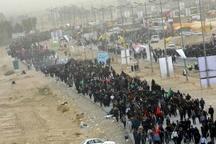 افزایش 11 درصدی تردد زائران از مرز مهران  ورود 210 هزار زائر به کشور از مرز ایلام