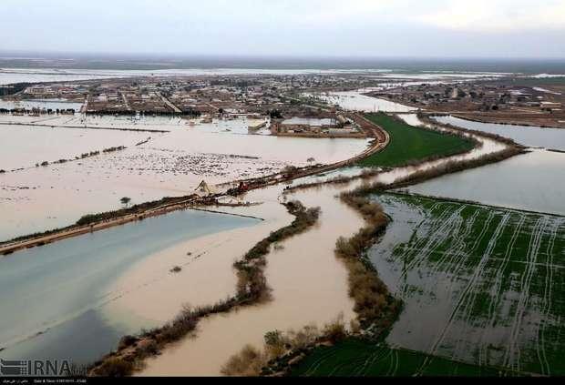 صندوق بیمه کشاورزی امکان پرداخت خسارت به سیل زدگان را ندارد