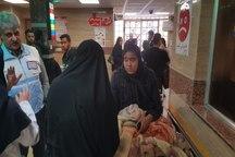ترس از زلزله هجدک کرمان 17 مصدوم بر جای گذاشت