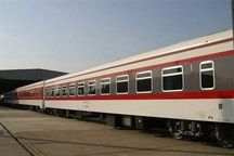 مسافران قطار 781 مشهد به کرمان حق تاخیر دریافت می کنند