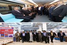 روحانی در مشهد، رییسی در تهران+ عکس