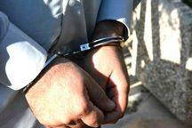 معاون یک شرکت معدنی بافق یزد به جرم دریافت رشوه دستگیر شد