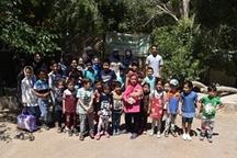 کودکان اراکی حامیان محیط زیست و همیار انرژی میشوند
