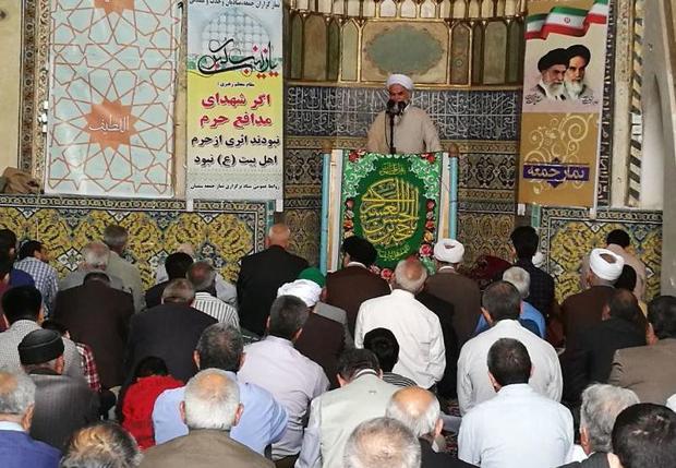 مردم برای اقتدار کشور کالای ایرانی بخرند