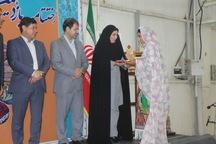 غرفه داران برتر نمایشگاه صنایع دستی کرمانشاه معرفی شدند