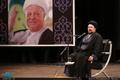 سخنان سید حسن خمینی در مراسم تغییر نام بزرگراه نیایش به نام آیت الله هاشمی رفسنجانی