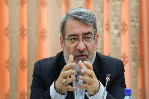 وزیر کشور:سفر رییس جمهور به استان ها به مانور قدرت مردم تبدیل شده است