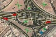 آغاز طرح اصلاح هندسی میدان شهدای محراب یزد با 103 میلیارد اعتبار