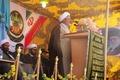 امام جمعه میانه: نتیجه هشت سال دفاع مقدس عزت ملت ایران بود