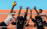 پیروزی مقتدرانه تیم ملی والیبال نشسته ایران مقابل آمریکا