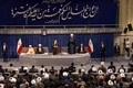 سخنان کامل دکتر روحانی در مراسم تنفیذ حکم ریاست جمهوری