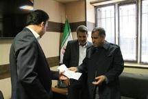 سرپرست بنیاد مسکن انقلاب اسلامی ری منصوب شد