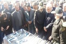 یک تن مواد مخدردر اصفهان کشف شد