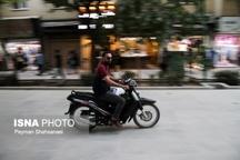موتور سیکلتها یکی از مشکلات کلان استان اصفهان